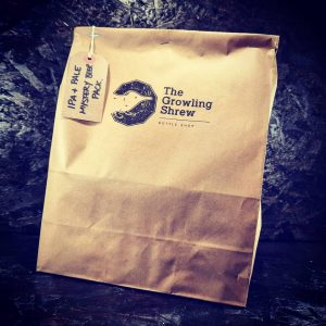 £30.00 MYSTERY BEER PACKS  (8 cans inside) Now available in-...