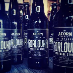 @acornbrewery are back in the house! Massive thanks for maki...