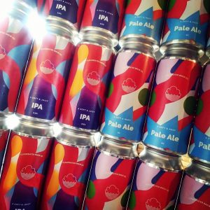 @cloudwaterbrew is in and ready for supping! ¤ IPA // Juicy,...