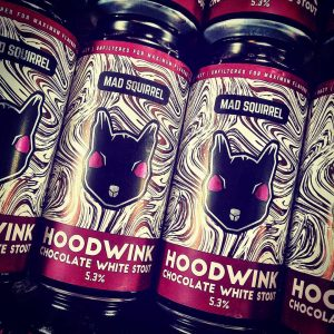 @madsquirrelbrew is back having fun with @growlingshrew. You...