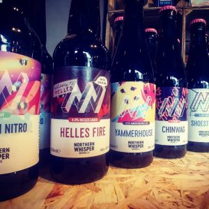 @northernwhisperbrewingco are with us today showing off thei...