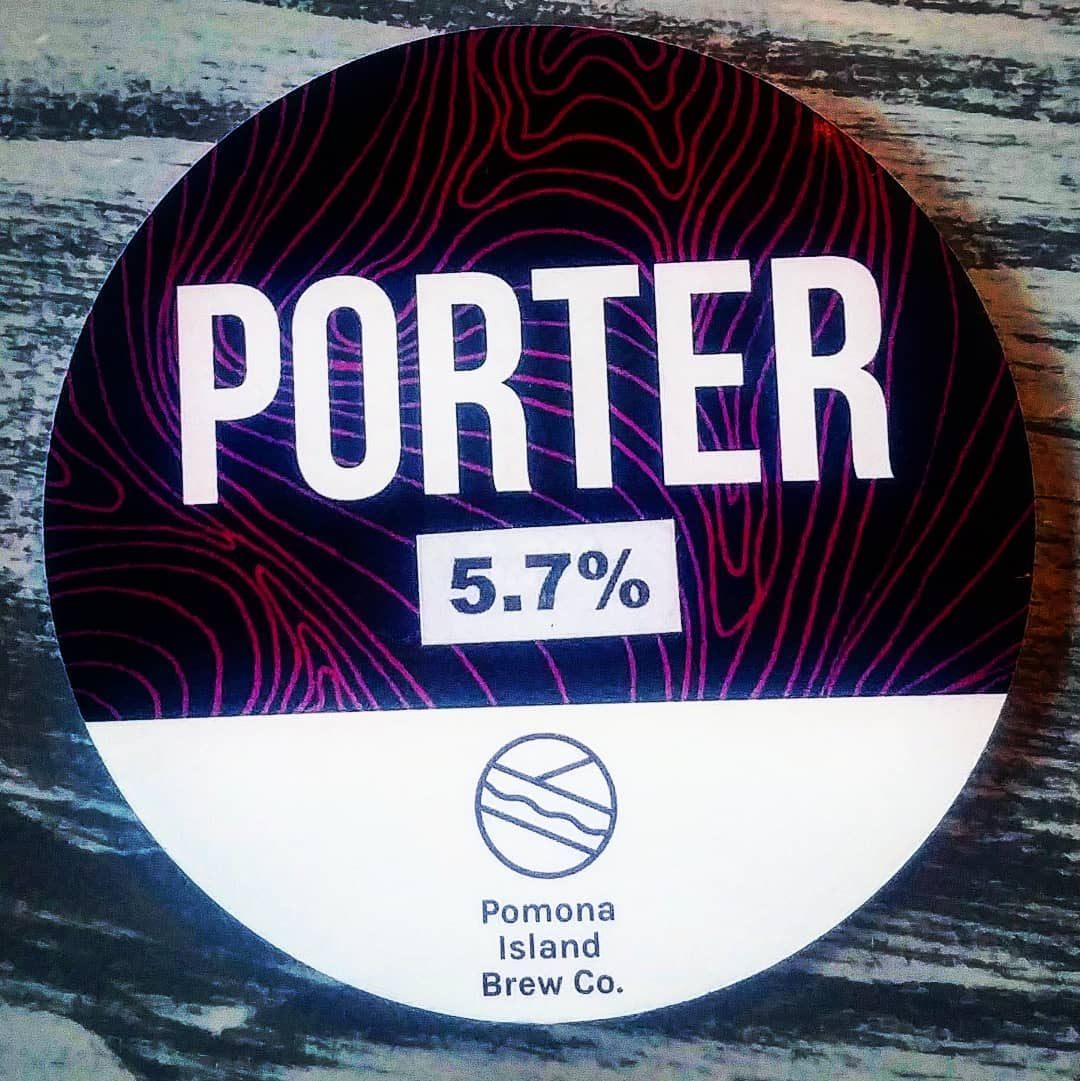 A classic porter for your Christmas #growlerfill. This dark ...