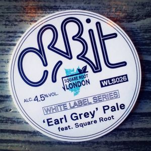 A refreshing and delicious pale ale from @orbitbeers #growle...