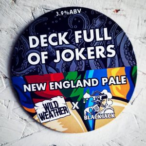 Another new beer for this weekend! Designed by @wild_weather...