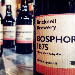 As fresh as you like from @bricknellbrewery . We've been hol...