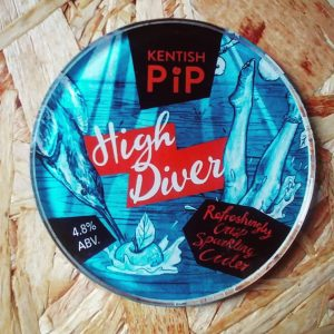Cider's back on #growlerfilling starting with HIGH DIVER // ...