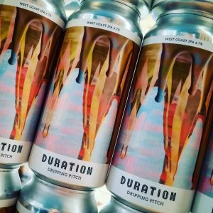 Come and get yourself some @durationbeer, prefect Wednesday ...