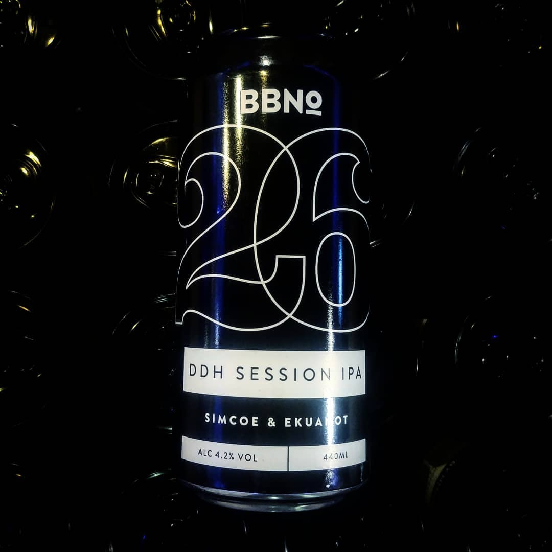 DDH SESSION IPA from @brewbynumbers to tempt your tastebuds....