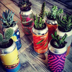 FREE DECORATIVE PLANT POT with every can purchased from us, ...