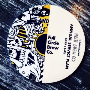 First new beer on for your end of the week beers!  An explos...