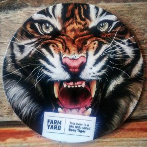 Following the launch of EASY TIGER // IPA // @farmyardales o...