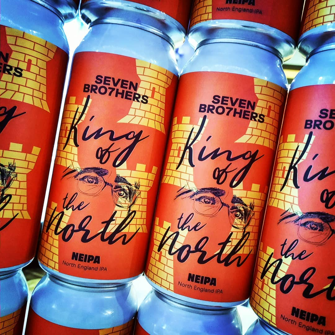 Fresh cans in from @sevenbro7hers and the newest being...   ...