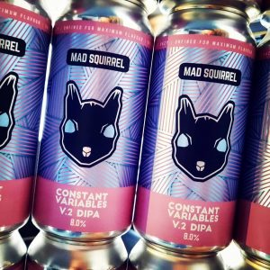 Fresh delivery of @madsquirrelbrew today and they're all rea...