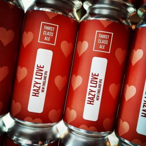 Fresh drop from @thirstclassale for your #fridaybeers are he...