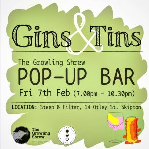 GINS & TINS is coming back. Put this in your calendar & get ...