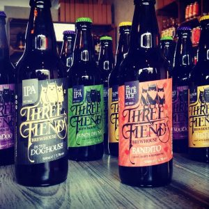 Great beers from @threefiends are back in, including 2 new o...