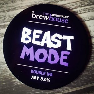 Is your #growler ready to embrace BEAST MODE // DIPA // @mob...