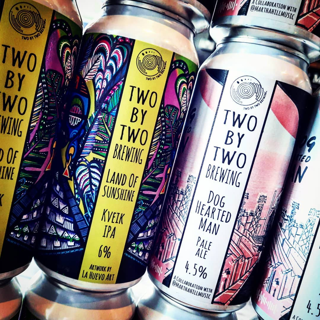 It's been a while but we're so excited to have @twobytwobrew...