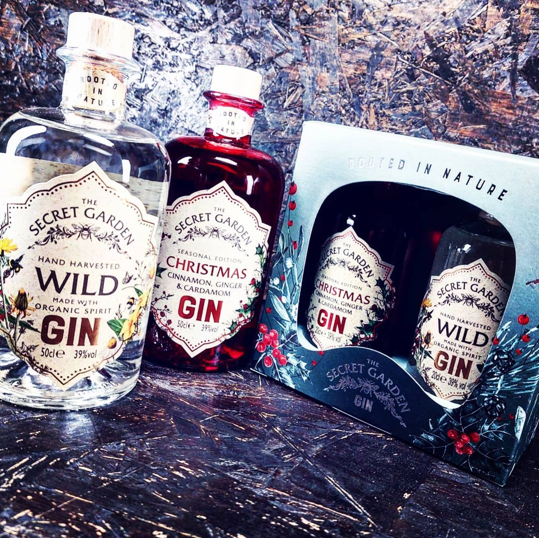 Just some of the amazing gins that we stock.   Perfect gifts...