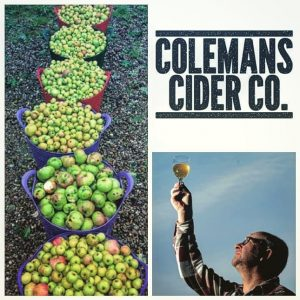 MEET THE CIDERMAKER - SATURDAY 6TH JULY (11.30am - 3.30pm) W...