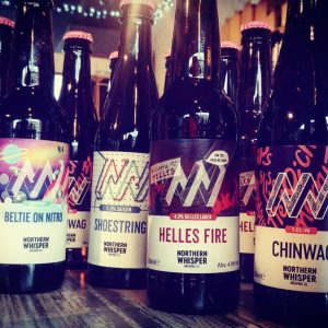 Massive cheers to @northernwhisperbrewingco who've been over...