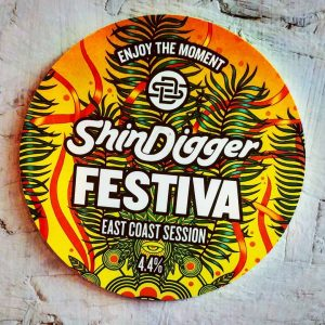 Massive thanks to @shindiggerbrewingco coming over yesterday...
