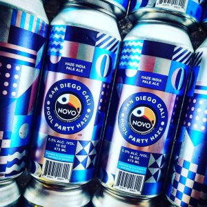 New beer in from the states, specifically San Deigo and what...