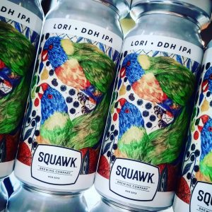 New beers in from @squawkbrewingco but we've also not forgot...