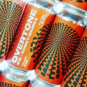 New delivery from the amazing Glasgow brewery @overtonebrewi...