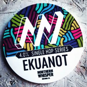 New from @northernwhisperbrewingco here to fill your growler...