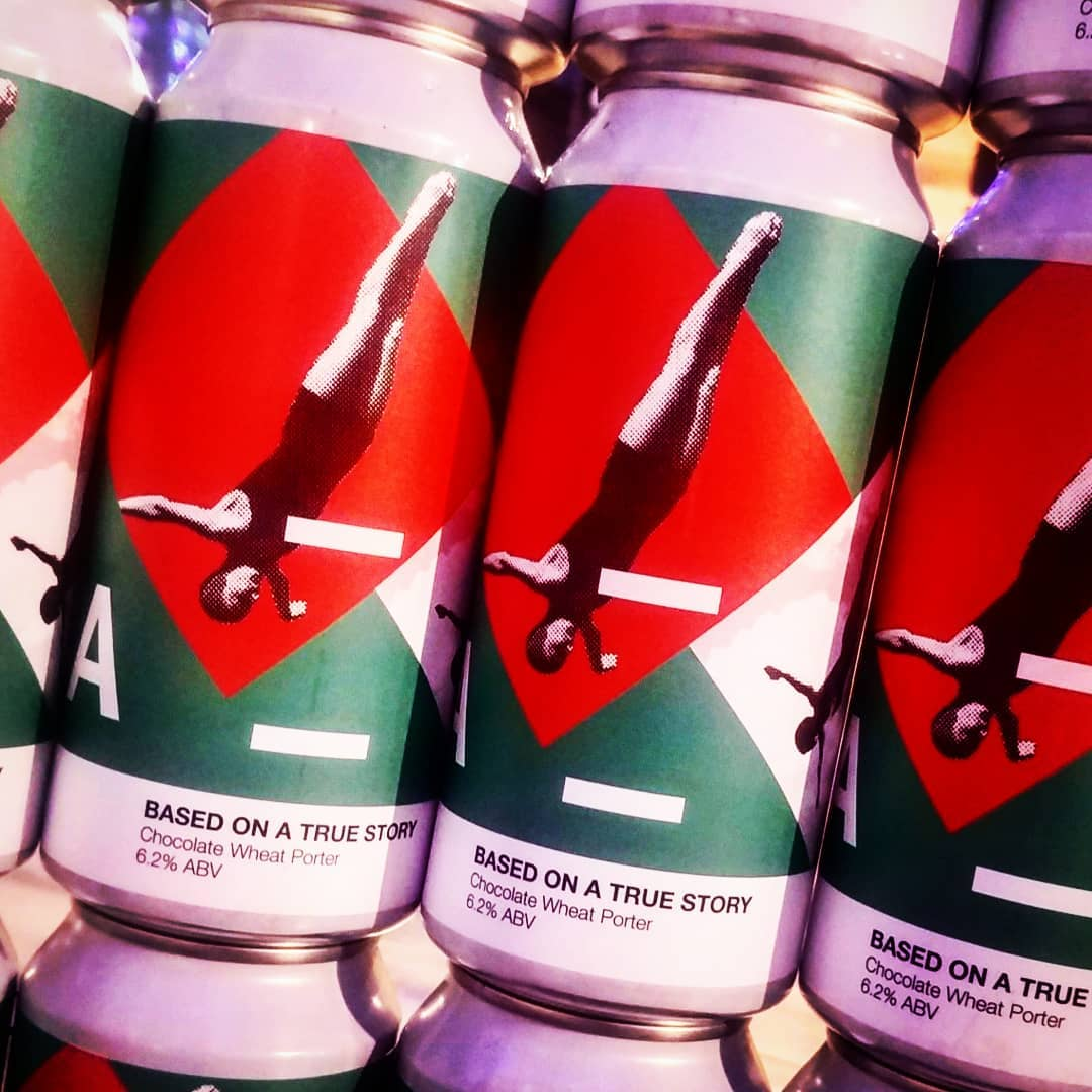 New in from @manualbrewco  A perfect selection for the forth...