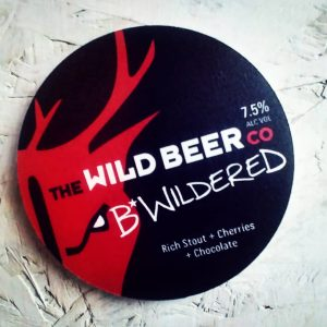 New on #growlerfill from @wildbeerco  B*WILDERED // Imperial...