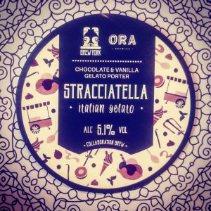 New on #growlerfilling STRACCIATELLA (Gelato Porter) from @b...