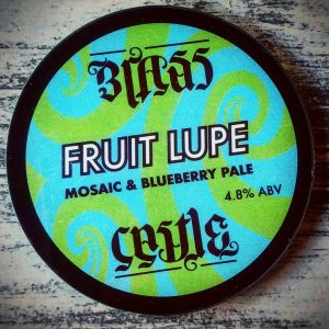 New one on from @brasscastlebeer for your #growlerfill  FRUI...