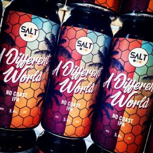 Our friends at @saltbeerfactory are stars! They've dropped o...