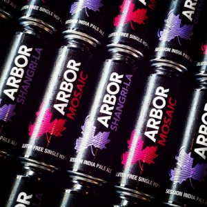 Perfect #fridaybeers from @arbor.ales are here. 568ml cans (...