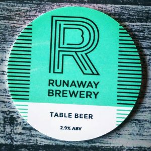 Perfect mid-week #growlerfill from @runawaybrewery // TABLE ...