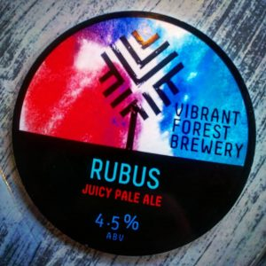 Perfect mid-week #growlerfill. RUBUS // Pale Ale // @vibrant...