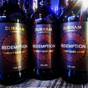 REDEMPTION // @durhambrewery // Rich Tawny Ale // #limiteded...