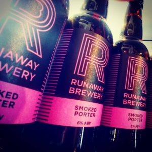 Ready for your #fridaybeers? @runawaybrewery is here! ¤ SMOK...