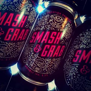 SMASH & GRAB // Double IPA // @vocationbrewery #limitedstock...