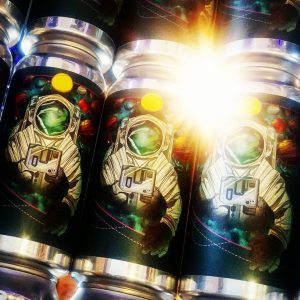 They have landed... OBJECTS IN SPACE // Pale Ale // Amarillo...