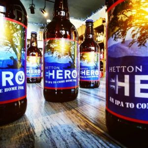 #TuesdayBeer (2/5) Another day, another beer from Hetton Law...