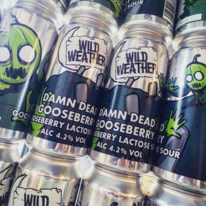 We have the perfect Saturday sour just in from @wild_weather...