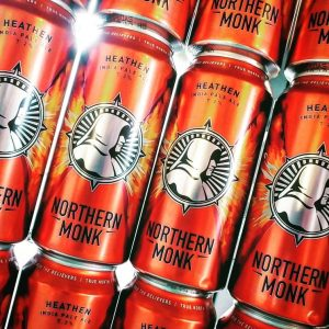 We only have a few cases of @northernmonk NORTHERN POWERHOUS...