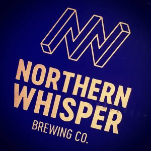 We're all stocked up ready for @northernwhisperbrewingco com...