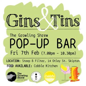 We're looking forward to seeing you on Friday for our GINS &...