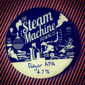 New on #growlerfilling... DODGER American Pale Ale from @ste...