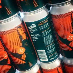 #limitededition from @northbrewco has arrived. KURIOUS ORANJ...