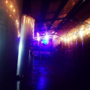 #brewery photo from lastnights' events. Music played by grea...